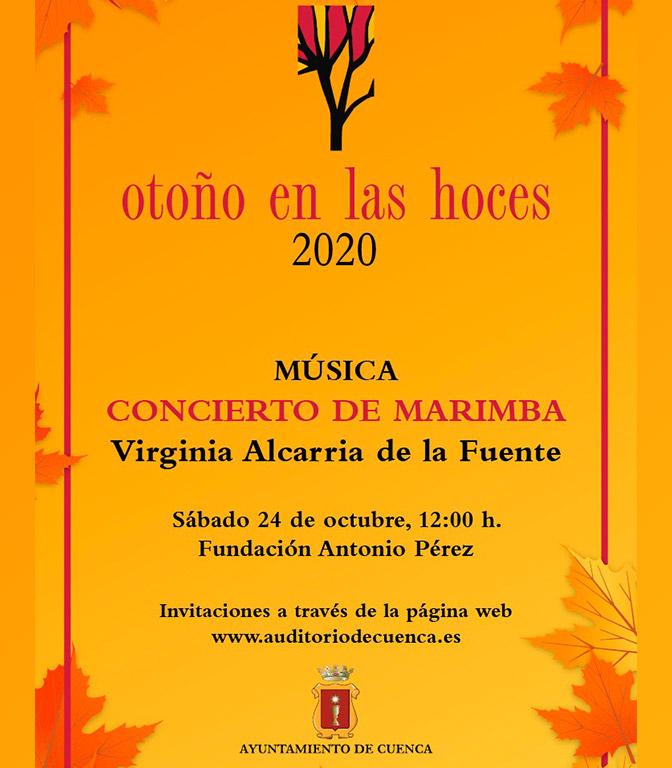 conciertos-virginia-alcarria-marimbista-octubre-2020